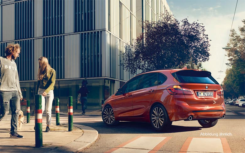 BMW 225xe iPerformance Active Tourer Angebot von Märtin