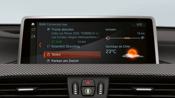 BMW X2 im Autohaus Märtin