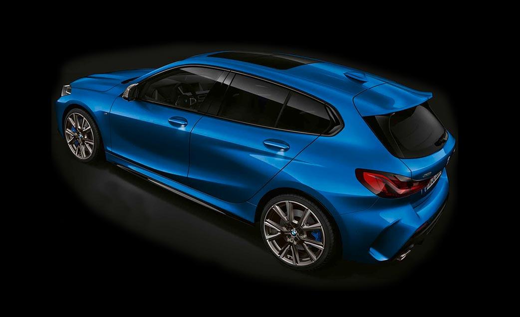 Der neue 1er BMW als 118i Neuwagenangebot im Autohaus Märtin