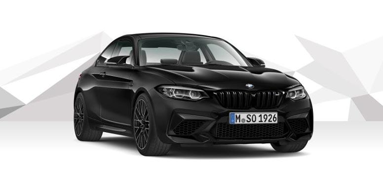 BMW M2 Competition Vorführwagenangebot im Autohaus Märtin