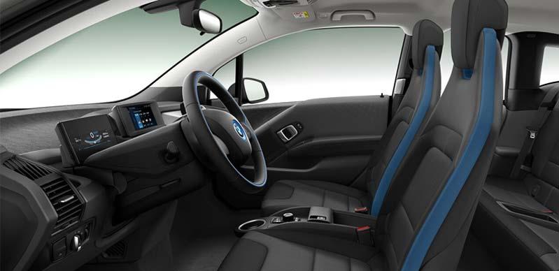 BMW i3 Gewerbekundenangebot von Autohaus Märtin