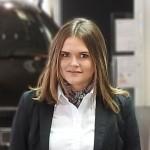 Irina Borovikov Service Assistentin bei Märtin Freiburg