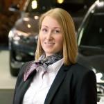 Julia Müller Vertriebsassistentin Gebrauchte Automobile