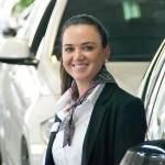 Nadine Mellinger telefonische Kundenbetreuung bei Märtin