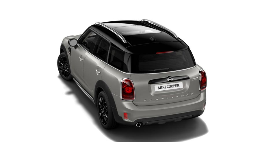 MINI Cooper Countryman Vorführwagen-Angebot von Autohaus Märtin