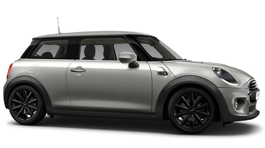 MINI One Blackyard 3-Türer Gewerbekunden-Angebot von Autohaus Märtin
