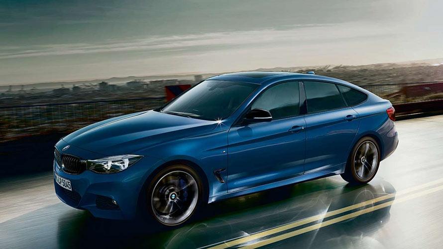 BMW 320i Gran Turismo Grosskundenangebot vom Autohaus Märtin