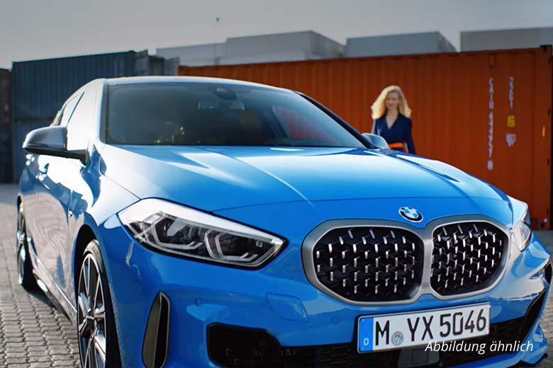 BMW 218i Gran Coupé M Sport Automobil-Messe Angebot von Märtin