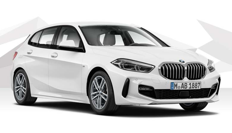 BMW 118i M Sport Automobil-Messe Angebot von Märtin