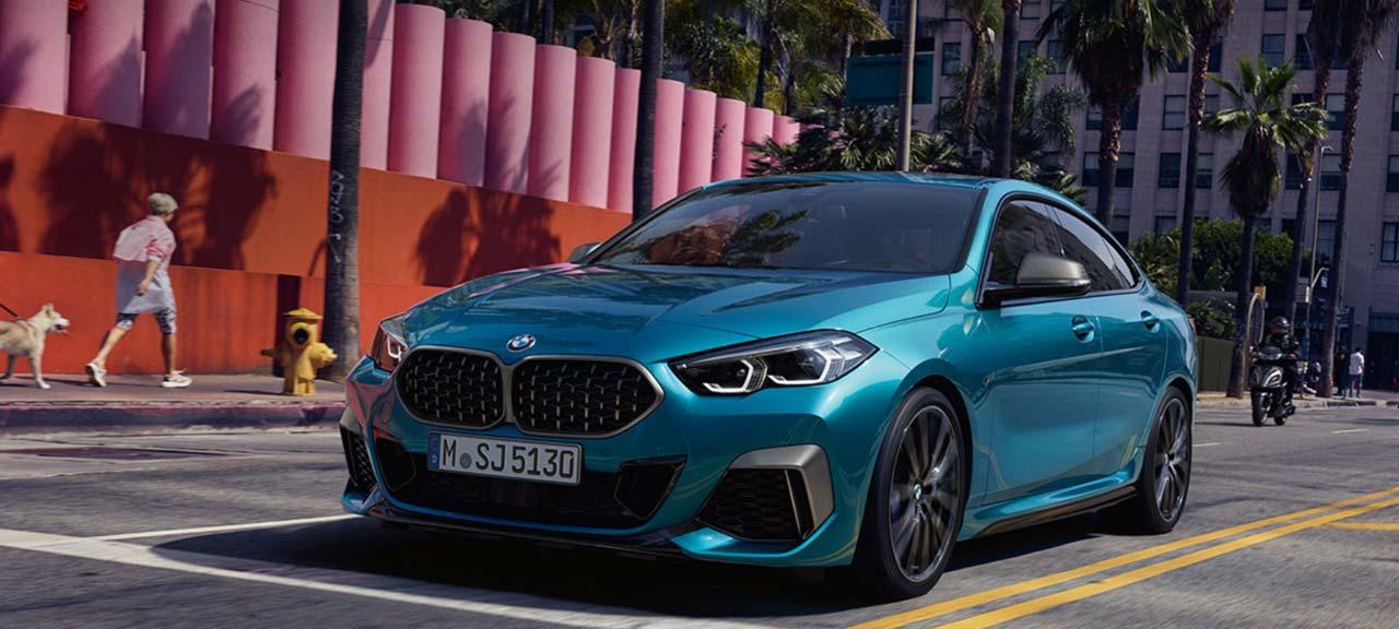 BMW 2er Gran Coupé bald bei Märtin