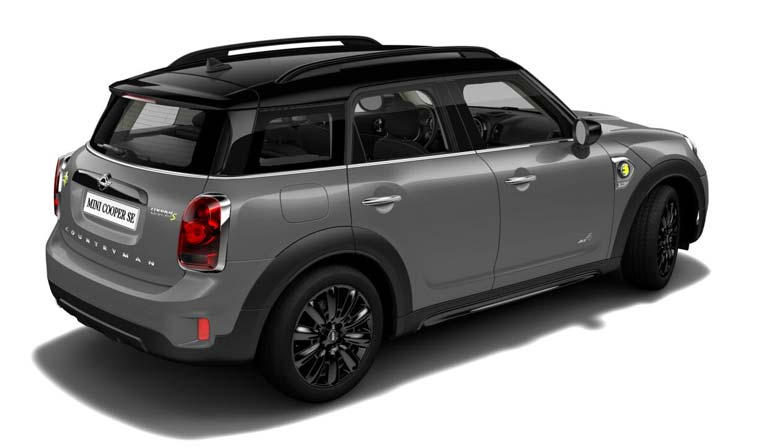 MINI Cooper S E Countryman All4 Automobil-Messe Angebot von Märtin
