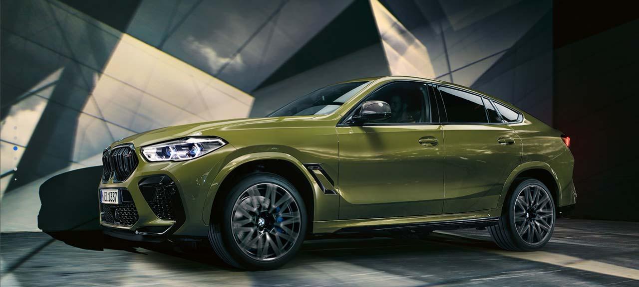 BMW X5 M und X6 M bald bei Märtin
