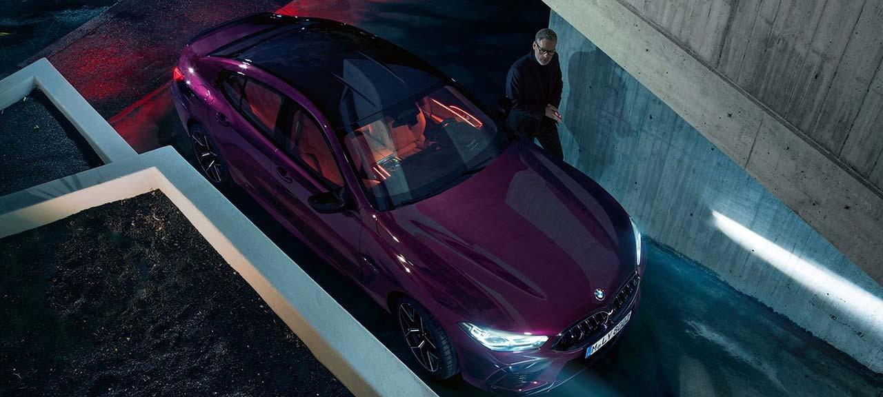 BMW M8 Gran Coupé bald bei Märtin
