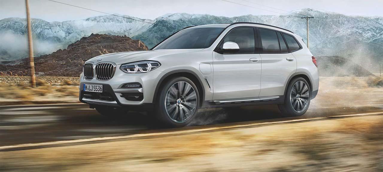 BMW X als Plug-In-Hybrid bald bei Märtin