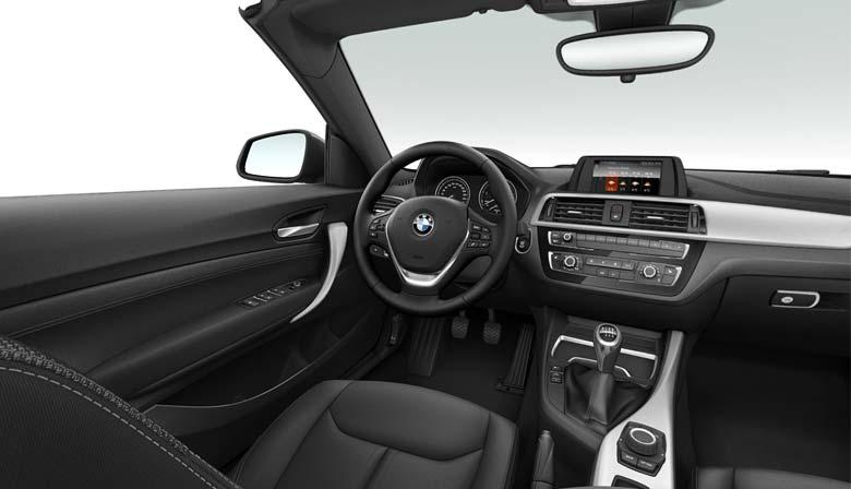 BMW 218i Cabrio Automobil-Messe Angebot von Märtin