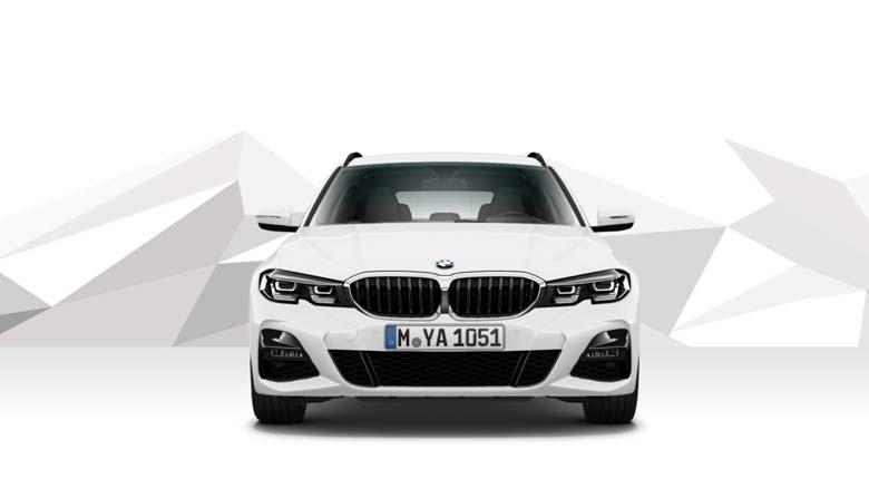 BMW 330e Touring Green Deal Angebot von Märtin