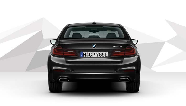 BMW 530e Limousine Green Deal Angebot von Märtin