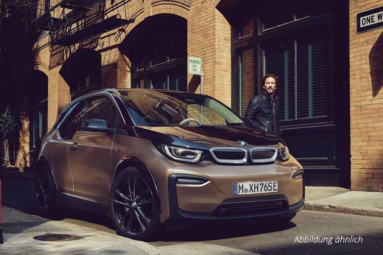 BMW i3 Automobil-Messe Angebot von Märtin