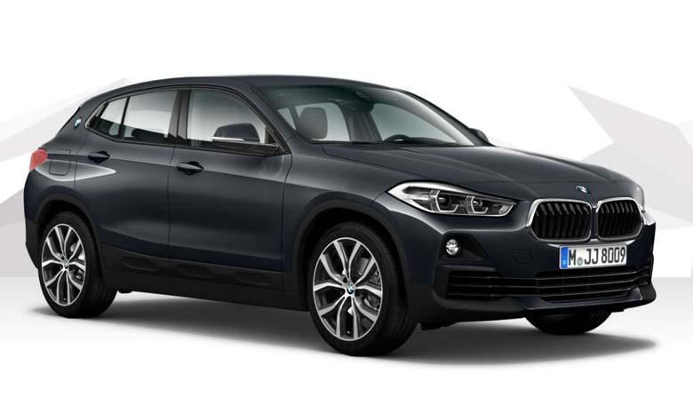 BMW X2 sDrive18i Automobil-Messe Angebot von Märtin