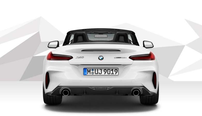 BMW Z4 sDrive20i Automobil-Messe Angebot von Märtin