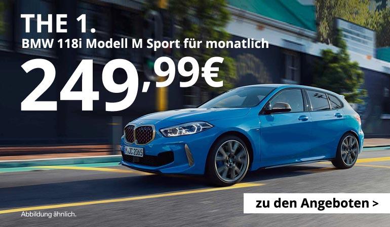 Exklusive BMW 1er Angebote