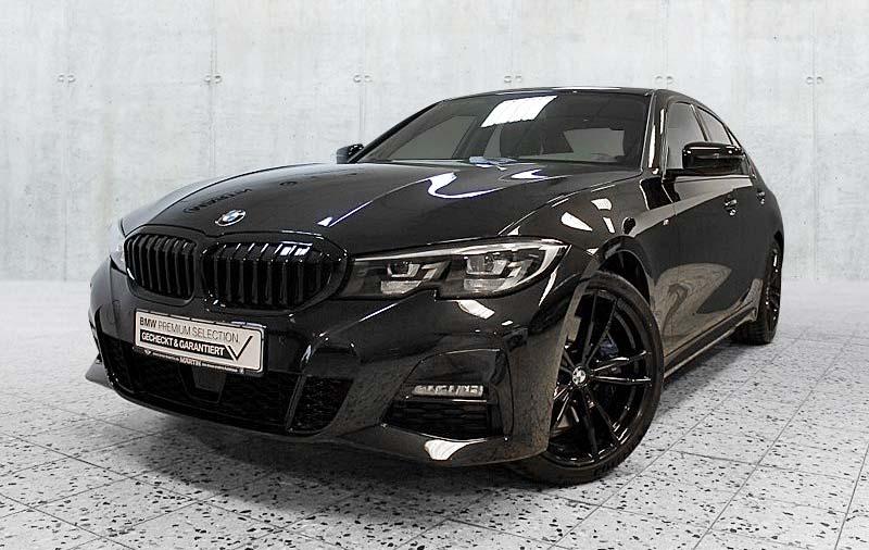 BMW 3er M Sport Finanzierungsangebot von Autohaus Märtin