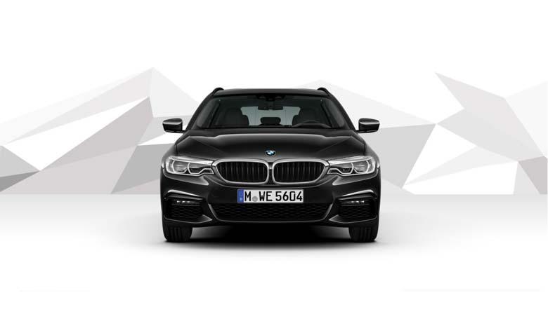BMW 520d Touring Business-Kundenangebot von Autohaus Märtin