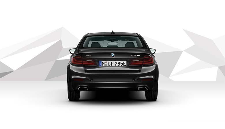 BMW 530e Limousine Business-Kundenangebot von Autohaus Märtin