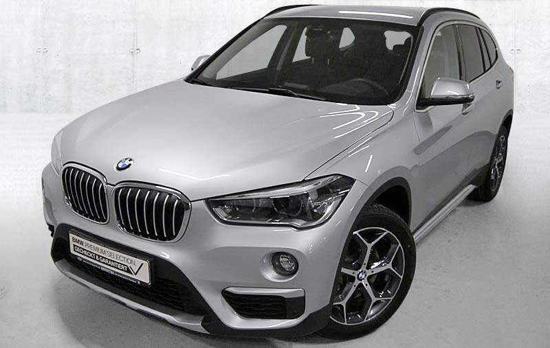 BMW X1 Finanzierungsangebot von Autohaus Märtin