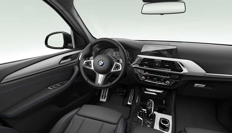 BMW X3 xDrive20d Business-Kundenangebot von Autohaus Märtin