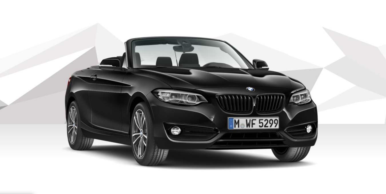 BMW 218i Cabrio Angebot von Autohaus Märtin