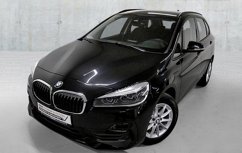 BMW 218i Active Tourer Finanzierungsangebot von Märtin