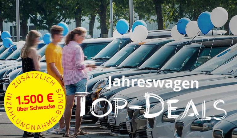 Jahreswagen Top-Deals von Märtin