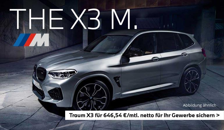 BMW X3 M Angebot von Autohaus Märtin