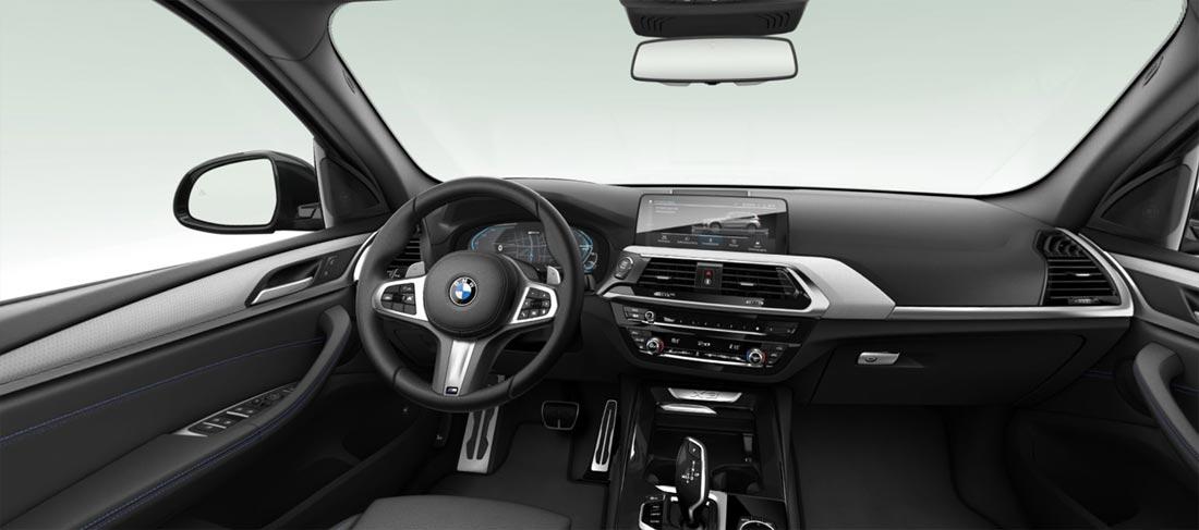 BMW X3 xDrive30e Angebot im Autohaus Märtin