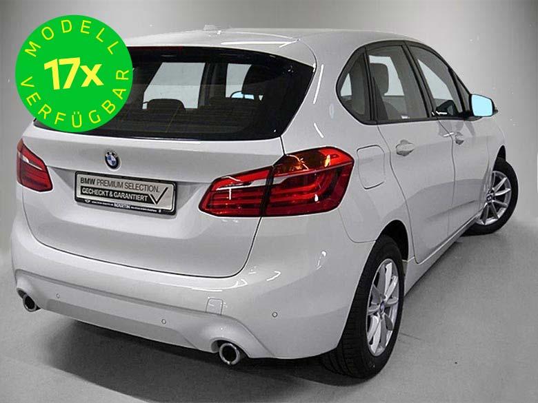 BMW 218d Active Tourer Gebrauchtwagenangebot von Autohaus Märtin