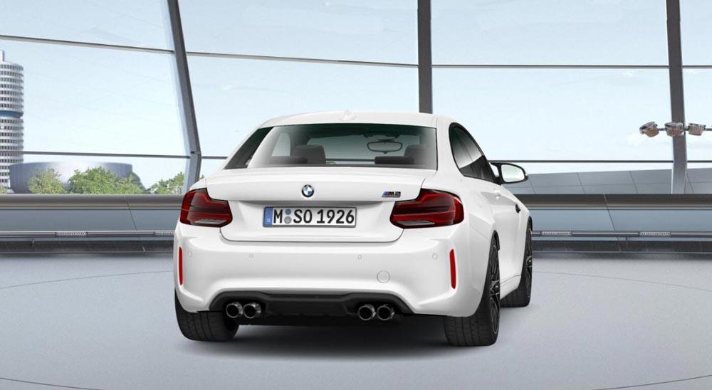 BMW M2 Competition Angebot im Autohaus Märtin