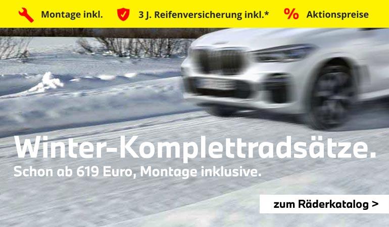 Märtin original BMW und MINI Winterräder-Katalog