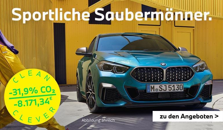 BMW M Paket Aktion im Autohaus Märtin