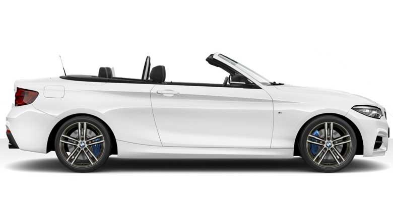 BMW M 240i Cabrio Leasingangebot