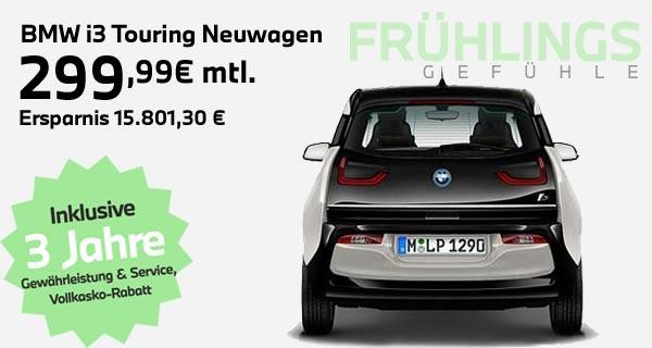 BMW i3 Leasingangebot bei Autohaus Märtin