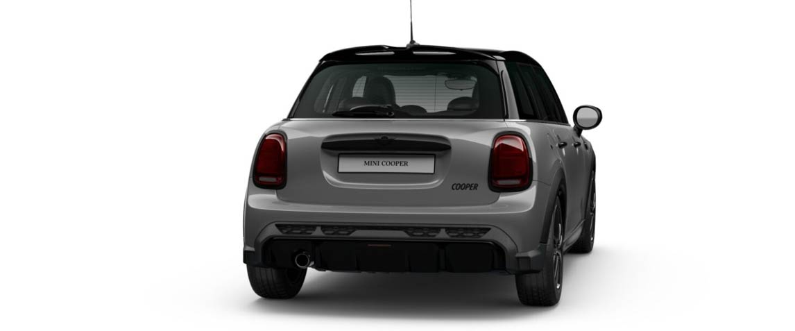 MINI Cooper 5-Türer Bamaka Angebot von Autohaus Märtin