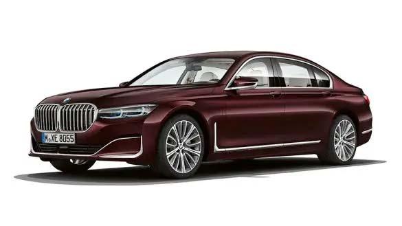 BMW 7er Plug-In-Hybrid im Autohaus Märtin