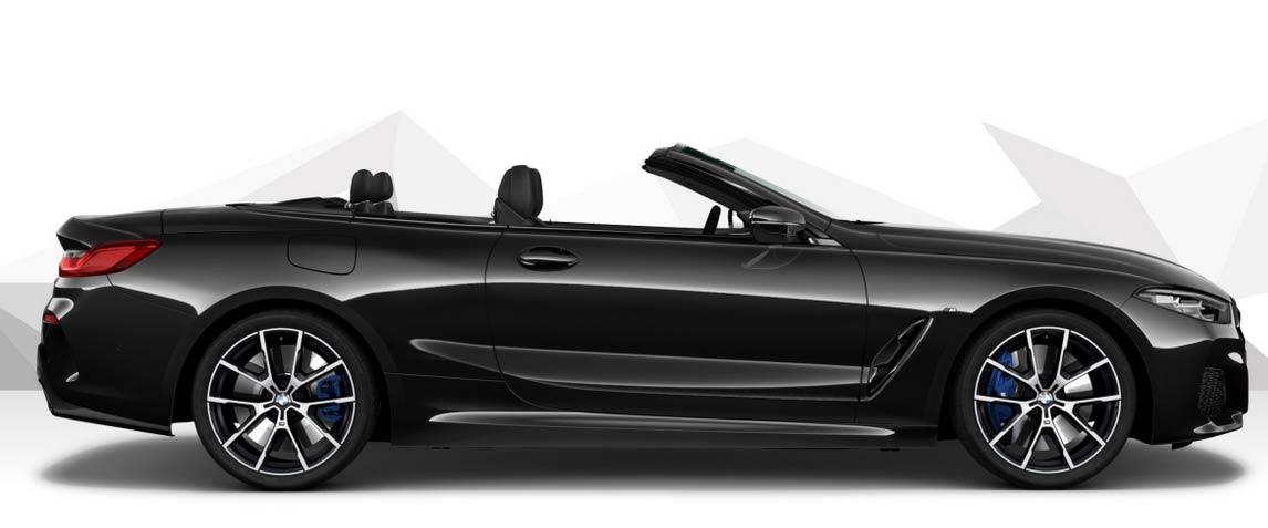 BMW 840i Cabrio Bamaka Angebot von Autohaus Märtin