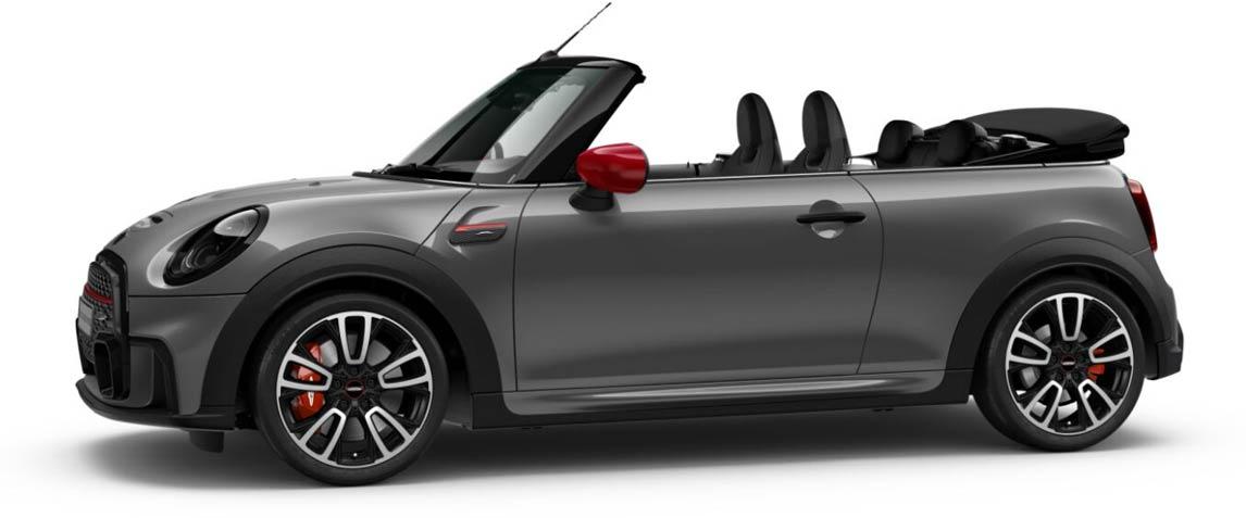 MINI John Cooper Works Cabrio Bamaka Angebot von Autohaus Märtin