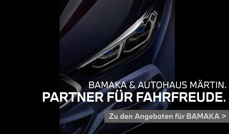BMW und MINI Angebote für Bamaka