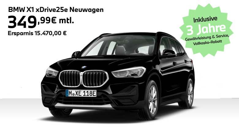 BMW X1 xDrive25e Angebot von Autohaus Märtin