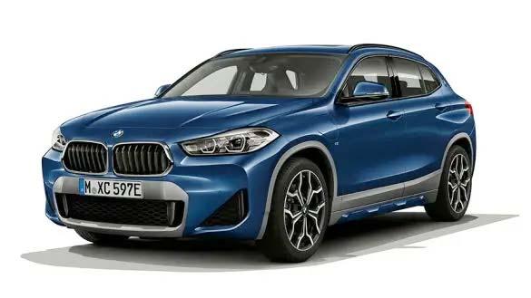 BMW X2 Plug-In-Hybrid im Autohaus Märtin