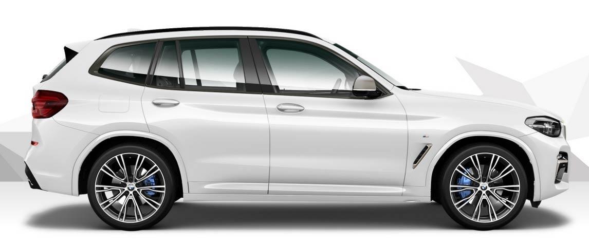 BMW X3 M40i Bamaka Angebot von Autohaus Märtin