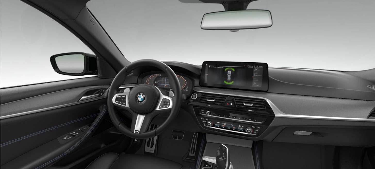 BMW 520d xDrive Touring Leasing bei Märtin